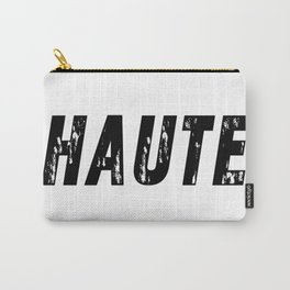 Haute (High) Carry-All Pouch