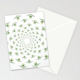 Mandala Tree 9 Stationery Cards