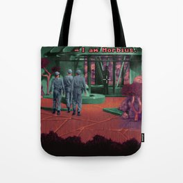I am Morbius Tote Bag