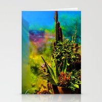 cacti Stationery Cards featuring Cacti   by Ashley Hirst Photography