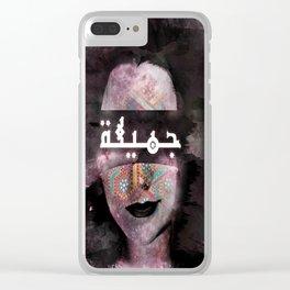 Beautiful Clear iPhone Case