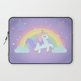 be a unicorn, forever ... Laptop Sleeve