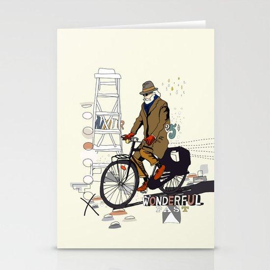 Parisian Dream Stationery Cards