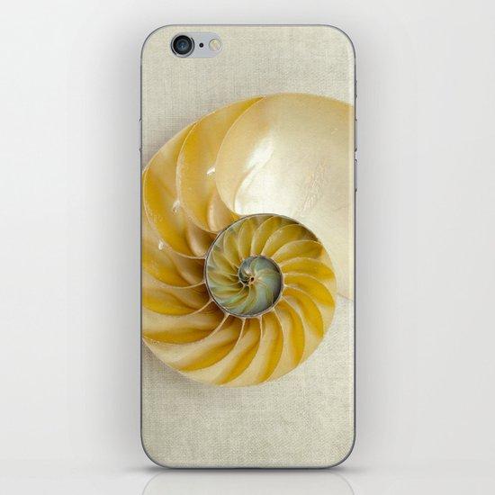Nautilus iPhone & iPod Skin
