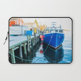 Lobster fishing Laptop Sleeve