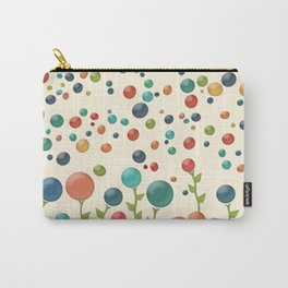 The Gum Drop Garden Carry-All Pouch