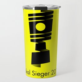 Pokal Sieger 2017 ! - Black Edition Travel Mug