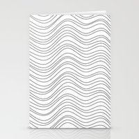 hippy Stationery Cards featuring Hippy Zebra by John Proestakes