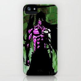 getsuga tenshou iPhone Case