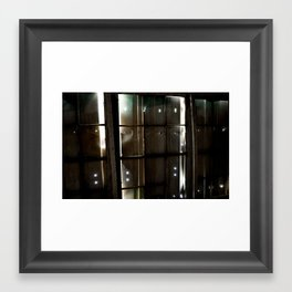 II Shed  Framed Art Print