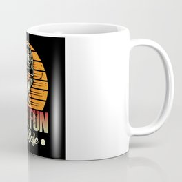 Motorcycle Safe Driving Helmet Shirt Design Coffee Mug