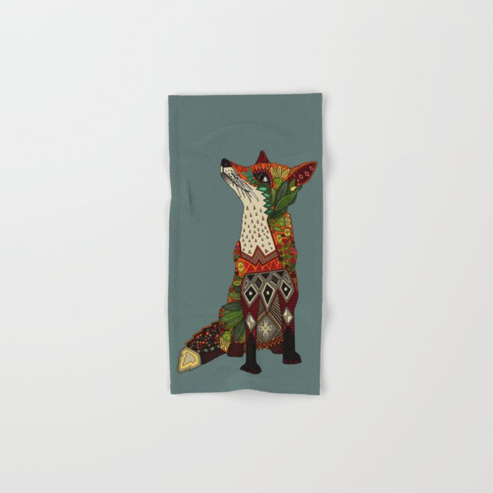 fox love Hand & Bath Towel