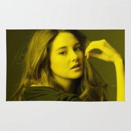 Sheilin Woodley - Celebrity (Florescent Color Technique) Rug