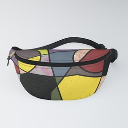 Abstract #102 Fanny Pack