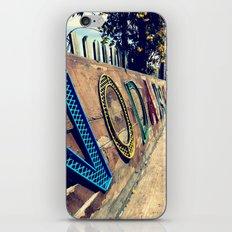 Art District iPhone & iPod Skin