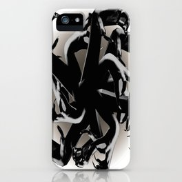 Claws Attack  iPhone Case