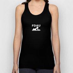 FDAU - Face Down Ass Up Unisex Tank Top