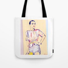 Fierce and Free /// Jessie Tote Bag