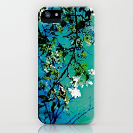 Spring Synthesis IV iPhone Case