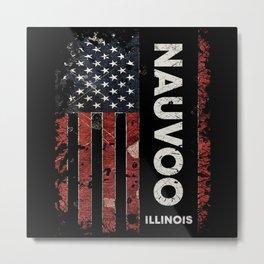 Nauvoo Illinois Metal Print