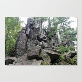 Western Edge of Gaia Canvas Print