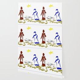 A King is Born in Bethlehem DP150903b Wallpaper