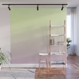 FRESH START - Minimal Plain Soft Mood Color Blend Prints Wall Mural