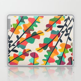Flower from the meadow Laptop & iPad Skin