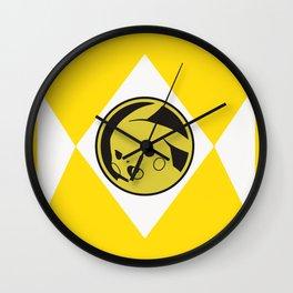 Power Ranger, Pika-chu, Poke-mon, Go Wall Clock