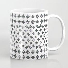 Glimmering Sea Water Mosaic Coffee Mug