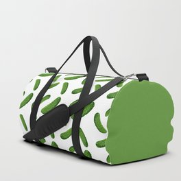pickles pattern Duffle Bag