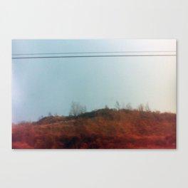 Pennsylvania Sky No.1 Canvas Print