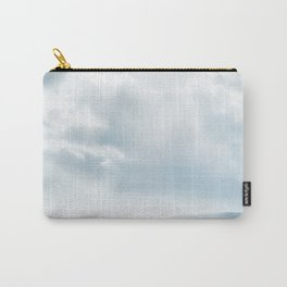 Free - Seascape with cloudy sky. Carry-All Pouch