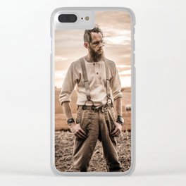 sheppard Clear iPhone Case