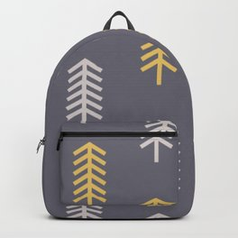 Yellow Tree Backpack