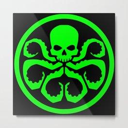 Hydra Logo Metal Print