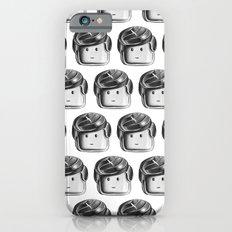 Minifigure Pattern iPhone 6 Slim Case