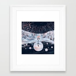 """The Weaker Sister"" by Feifei Ruan for Nautilus Framed Art Print"
