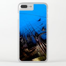 Ultimate storm Clear iPhone Case