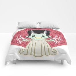 Frankenstein Bride Kid Comforters