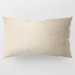 White Gold Sands Pillow Sham