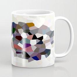 Geometric Anatomy Coffee Mug
