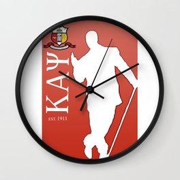 Kappa Alpha Psi (Divine 9) Wall Clock