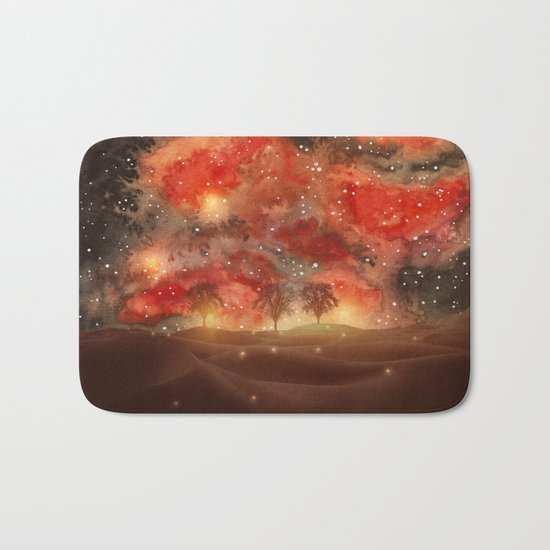 Beautiful Galaxy III Bath Mat