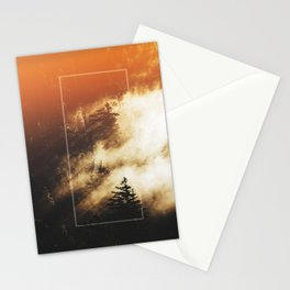 The Woods Have Secrets Stationery Cards