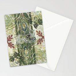 Monoprint 2 Stationery Cards
