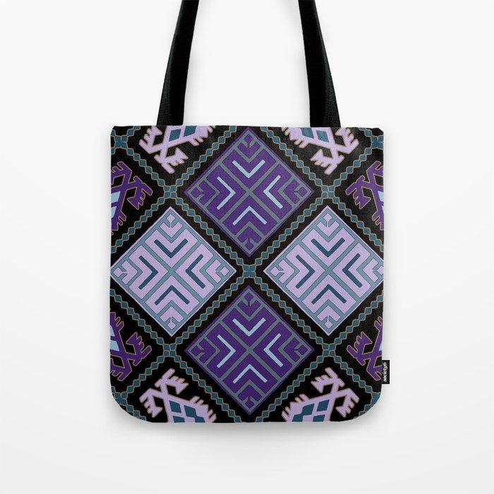 Pattern 025 Tote Bag