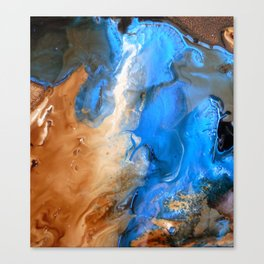 Tributary Canvas Print