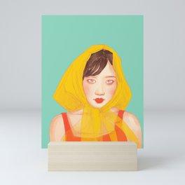 Golden Joy Mini Art Print