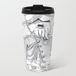 I for one welcome our Amphibious Alien Overlords Metal Travel Mug